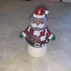 Santa Clause Christmas Snow Globe